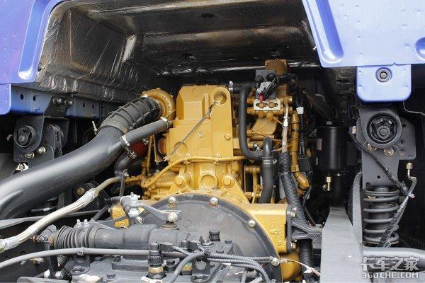 玉柴机器和乘龙汽车搭配带来的极高效率,一直是业内的热门选择,今天也