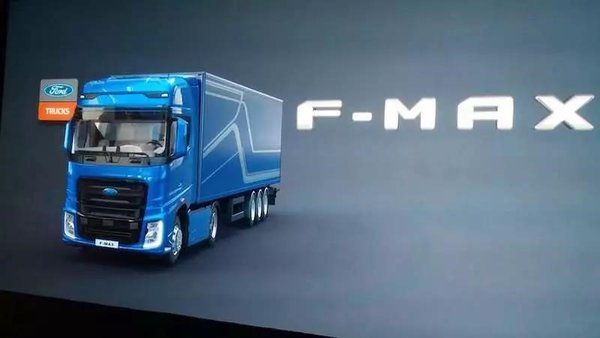福特F-MAX来了,江铃重卡宽体版还会远吗