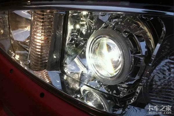 卤素灯到激光灯,浅谈汽车灯光技术应用
