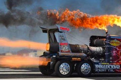 獠牙、装甲、喷火?这些卡车改装够酷炫