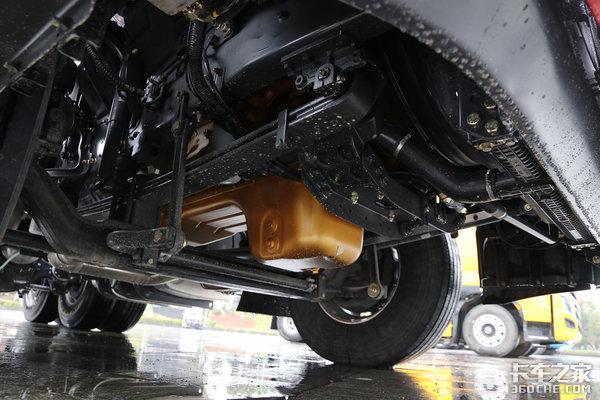 油耗降低3-6% 增加鼓式制动器磨损报警 乘龙h7 2019款