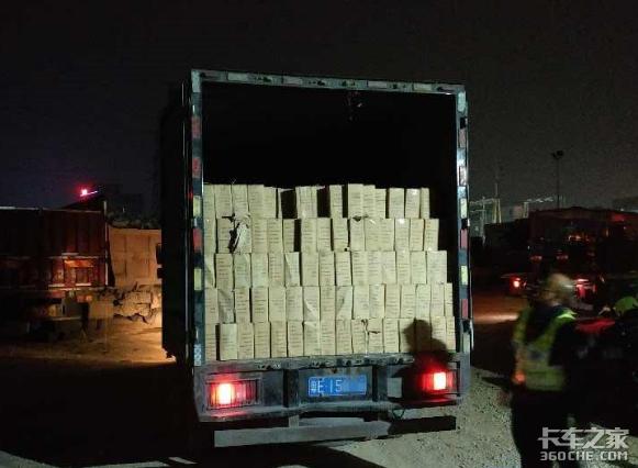 """蓝牌货车超载14吨,为这点""""小利""""值吗"""