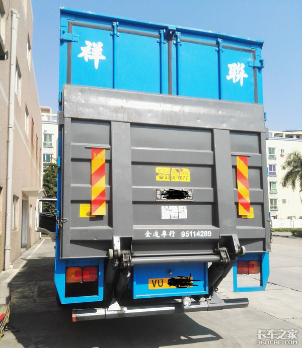 走进广东'骑师'开香港卡车有啥不一样