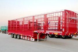 货台高度只有90cm 这款5.71吨的仓栅车真能装!