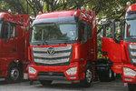 标载高速利器 欧曼-潍柴430马力LNG重卡