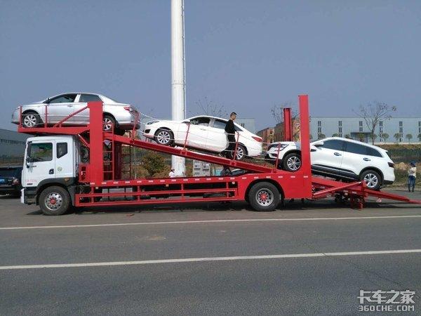 春节轿运开辟新货源私家车为啥爱托运?