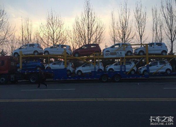 冰火两重天,半挂轿运车为何如此尴尬?