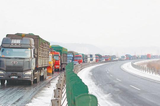 货车生产监管下市场压力却有增无减?