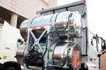 LNG车后置储气罐 分分钟把司机挤成肉饼