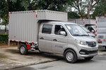 货运微卡也舒适 新豹T3双排车宜家宜商