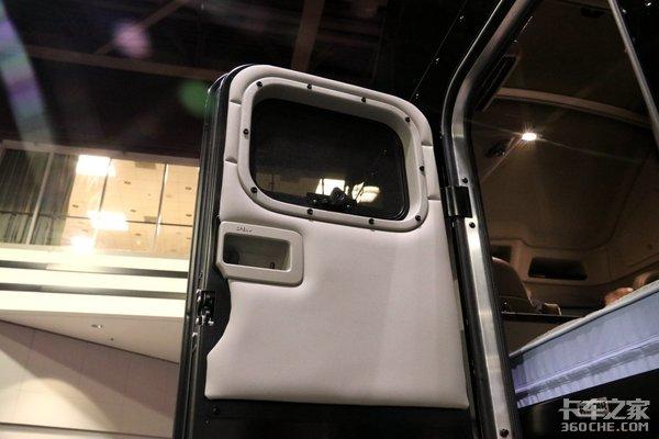 驾驶室自带空调彼得比尔特EPIQ579图解