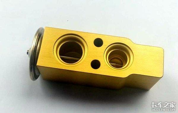 小部件大作用,空调膨胀阀是如何工作的