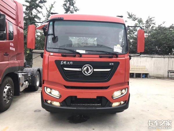 东风www.js77888.com专用车都什么样?来看看新面孔