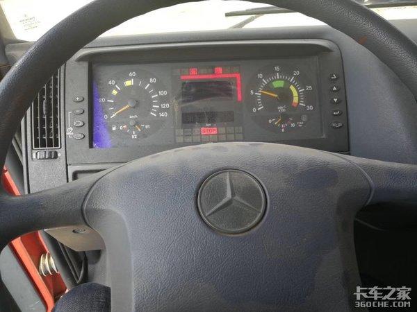 奔驰Atgeo消防车,退役后还能发挥余热