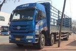这种配置的欧曼GTL 6X2载货车很少见!