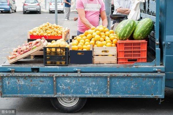 按轴收费市场运力下降蔬菜水果价涨?