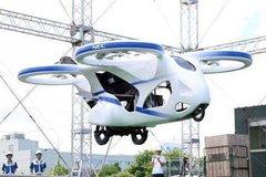 2023年实现物流运输 日本研发飞行汽车