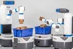 物流市场被激发 物流机器人成关注重点