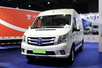 2019广州新能源车展:福田三款车型亮相
