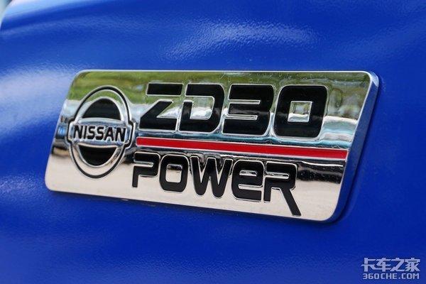 搭载163马力日产柴油机www.js77888.com凯普特评测