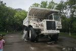 65吨装载量,偶遇佩尔蒂尼矿用自卸车