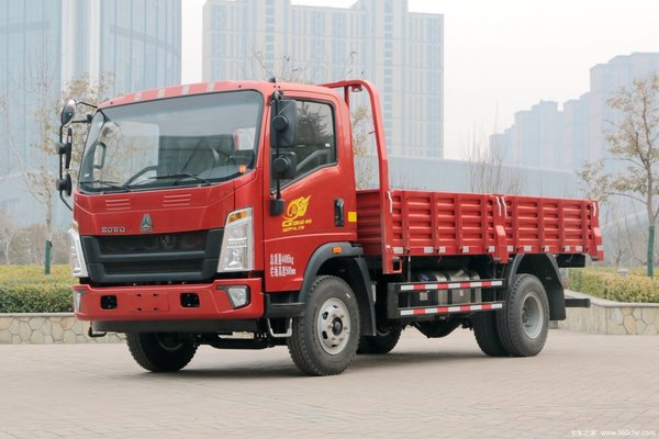 中国重卡鼻祖今天说说中国重汽那些车