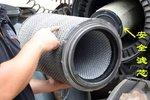 不重视空气滤清器,修时看发动机我哭了