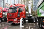 行业最大马力 解放J6P LNGwww.js77888.com车型发布