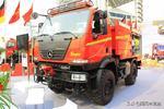 国内曾出现过 最小的乌尼莫克U20消防车
