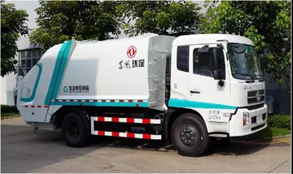 高精尖:压缩式垃圾运输车六大发展趋势