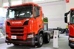 力大飞砖,无惧火情 斯堪尼亚V8消防车