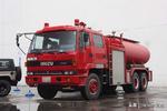 中日友好的产物 1991年的五十铃消防车