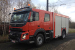 同时能坐6-8人 详解沃尔沃FMX消防车