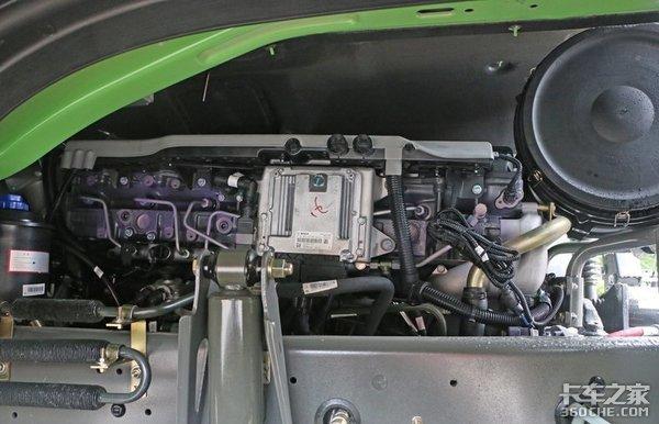 重量更轻更省油重汽豪沃T6G一枝独秀