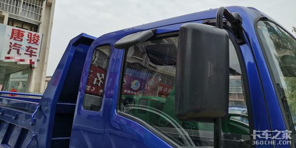 质量可靠还实惠唐骏自卸车是工地能手