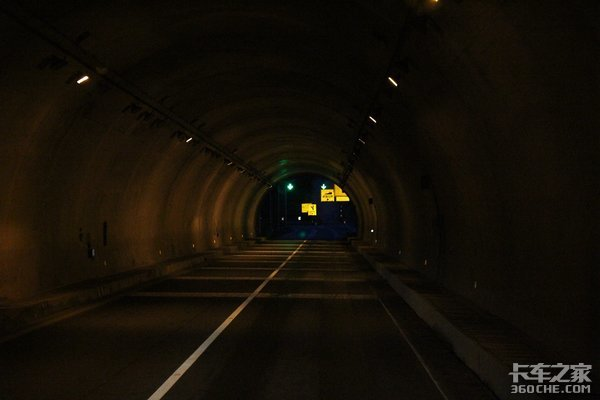 平安课堂10:隧道容易打打盹万万别走神