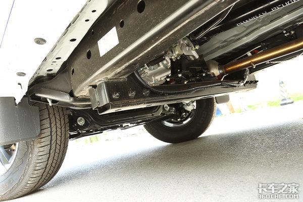 排放规范更高实拍长安凯程F70国六车型