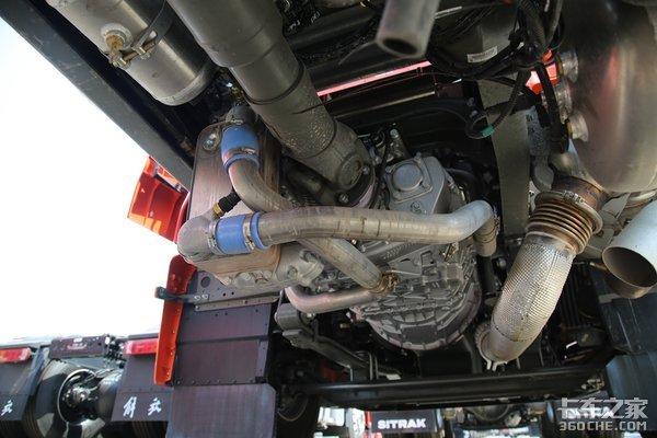1350L的气罐这台燃气汕德卡必需思索下