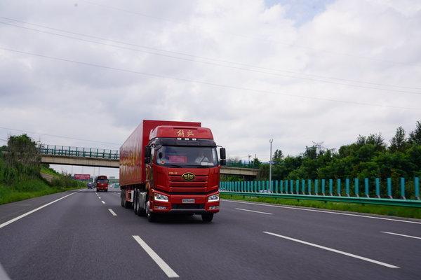 留意:6月起铜陵长江大桥对黄牌车限行