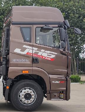 480马力6DM3现身将搭载于束缚JH6