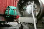 燃气卡车水箱内冷却液为何遇火会熄灭?