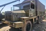 实拍贝利埃GBC 8KT军车 曾退役国际部队