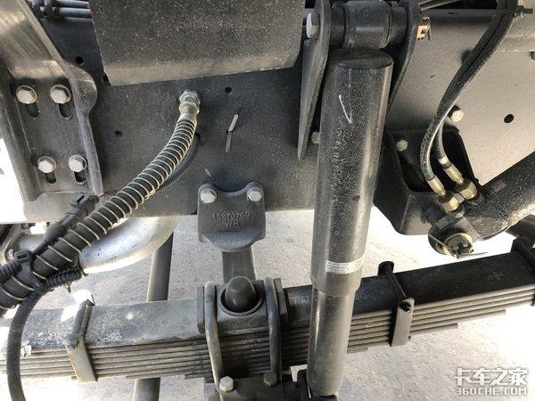 三一C88x4搅拌车轻量化设计表里兼修