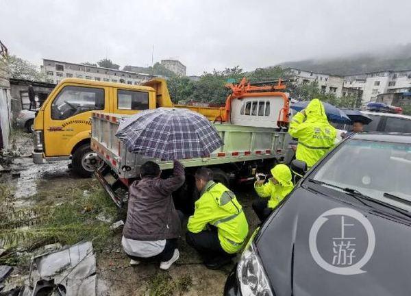 最高罚5万重庆查处非法改装货车7200辆