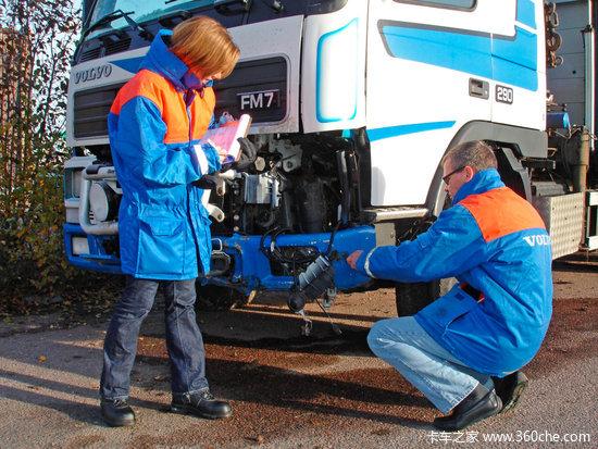 沃尔沃卡车报告:疲劳驾驶诱发多数事故