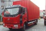 包牌仅售12.5万 上海解放J6L厢式车促销
