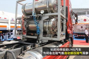 天然氣問題討論 LNG停車一天的排氣損耗