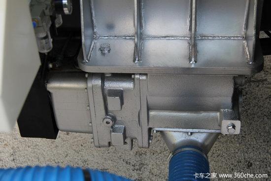 物料流态化粉粒物料车结构及工作原理