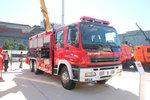 关注应急救援 山推两款消防车亮剑BICES