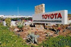 丰田庆典 墨西哥庆祝皮卡生产十周年